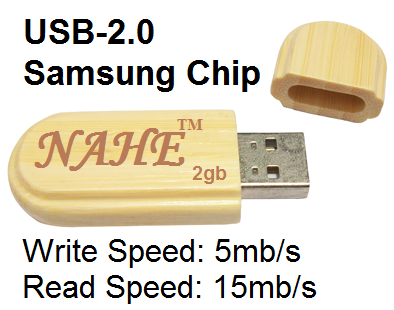 Buy 2gb Round Shape USB Flash Drive
