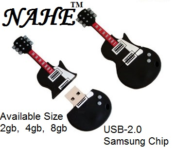 Buy Guitar Style USB Flash Drive