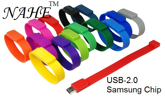 Buy Wristband USB Flash Drive