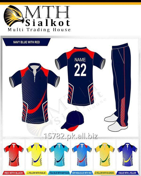 aedba2175 Top Quality custom made Cricket Uniforms buy in Sialkot