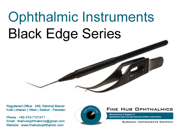 Ophthalmic Instruments buy in Sialkot