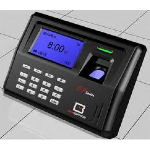 Buy New time attendance machine