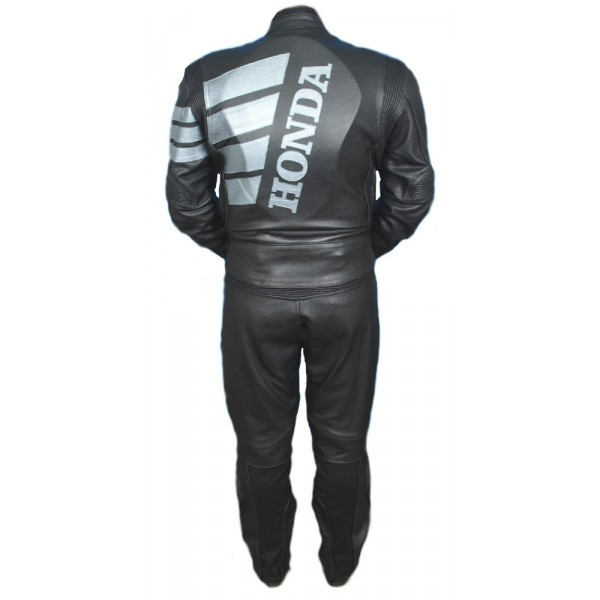 Buy Motorcycle leather suit for Professional Biker Honda Fast