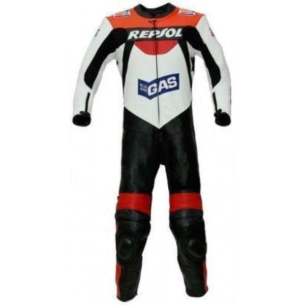Buy Motorcycle 46 Professional Biker leather racing suit Repsol