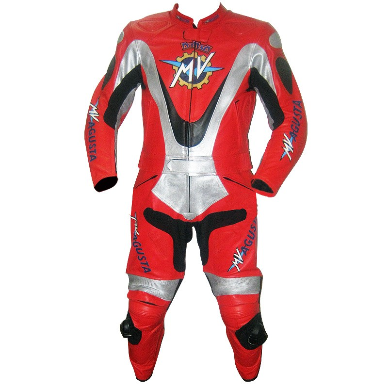 Buy Motorcycle Professional Biker leather racing suit