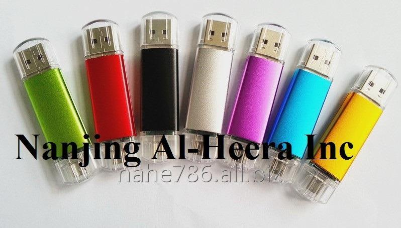 Buy 2gb Double Port USB Flash Drive