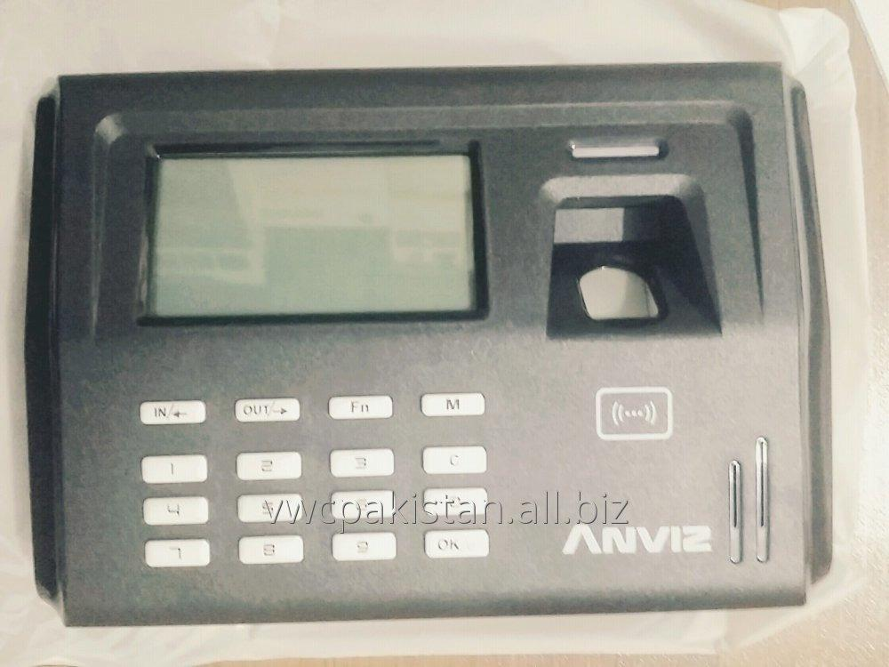 Buy Anviz EP300 Fingerprint Time Attendance Standalone Machine with Battery Backup