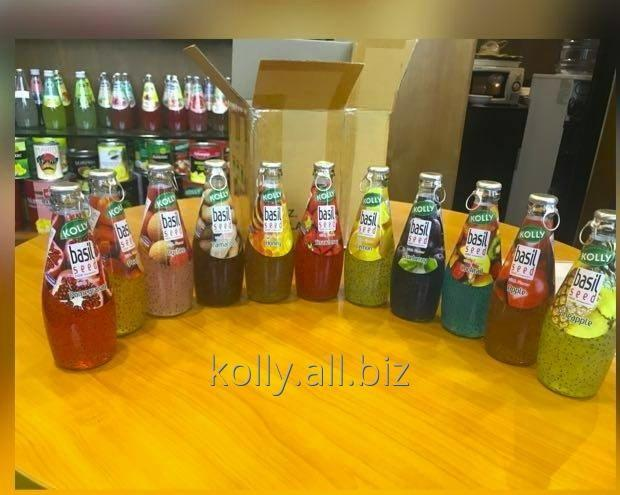 Buy Kolly Basil Seed Drink 290ml