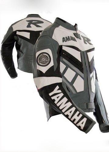 Buy Racing Kawasaki custom designed Leather Motorcycle Jacket Racing