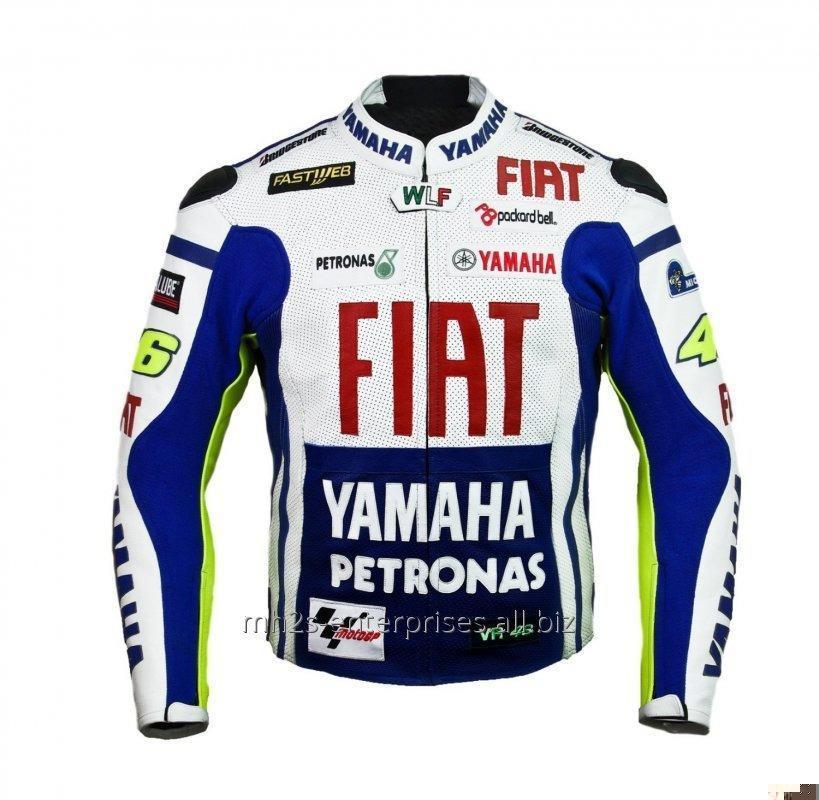 Buy Racing Leather Motorcycle Jacket