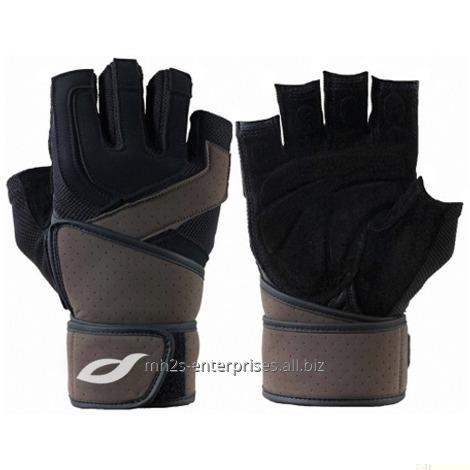 Buy Sublimation Workout Gloves /Quality Fitness,Men leather gym fitness gloves