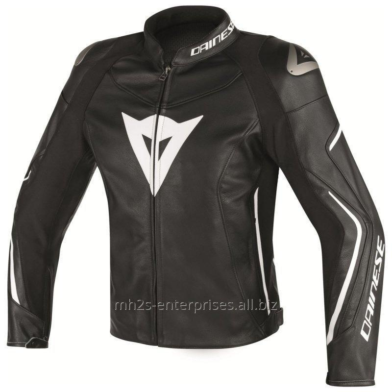 Buy Avro C2 Leather Motorcycle Jacket
