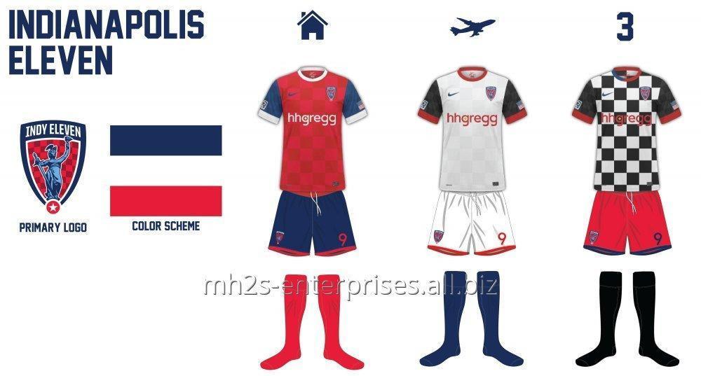 Buy Football Sportswear Sublimation Uniform