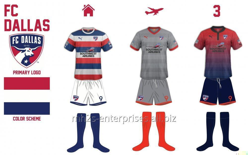 Buy Football Sportswears Sublimation Uniform