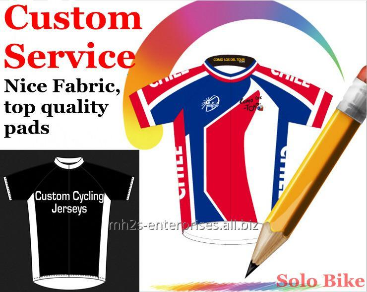 Buy Cycling Sportswear custom shirt with logo
