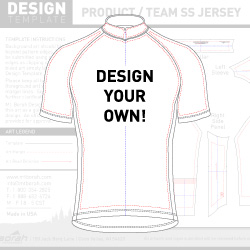 Buy Cycling jersey Sportswear with logo