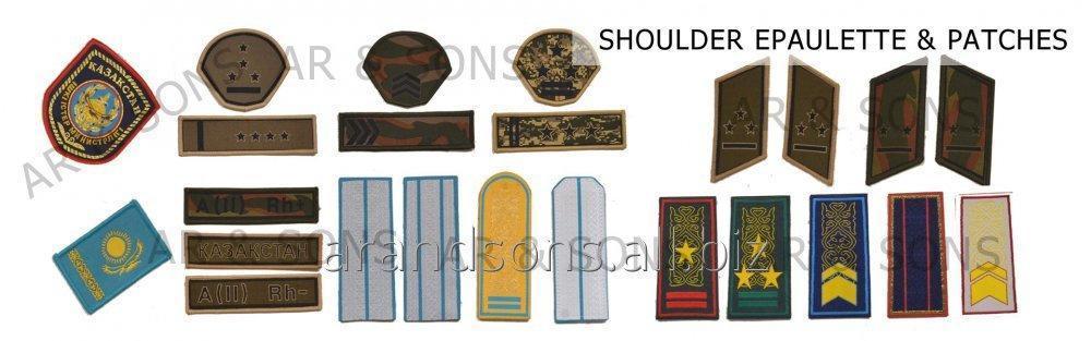Buy Shoulder Epaulettes