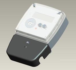EM1 Single Phase Multifunction Electricity Meter