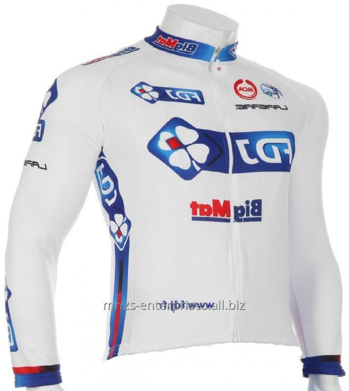 Buy Custom cycling jersey maker sublimated sports new model