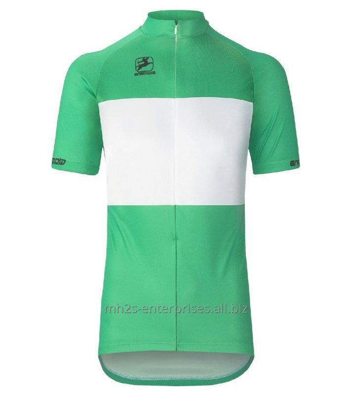 Buy Cycling shirt maker sublimated sports jersey new model
