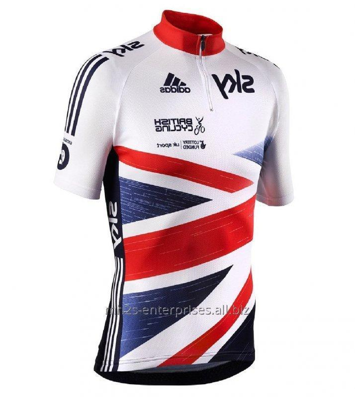 Custom jersey maker sublimated cycling sports new model