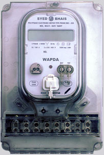 EM3 Polyphase Multifunction Electricity Meter