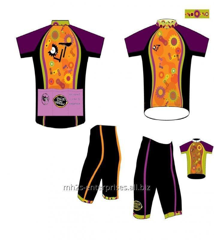 Buy Cycling racing shirt maker sublimated sports jersey new model