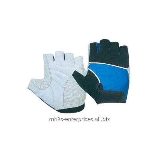 Buy Custom cool road cycling gloves/synthetic leather biker gloves