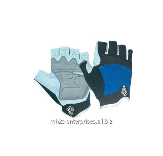 Buy [Copy] Custom cool sublimation road cycling gloves leather biker gloves