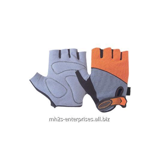 Buy Cycling gloves leather biker gloves