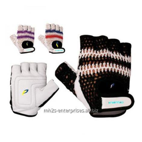 Buy Cycling riding gloves leather biker gloves