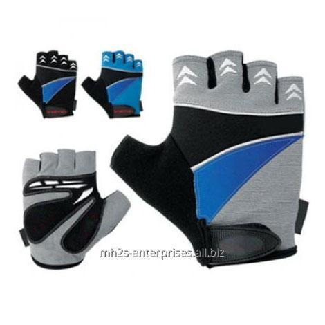 Buy [Copy] Custom sublimated cycling gloves/synthetic leather biker gloves