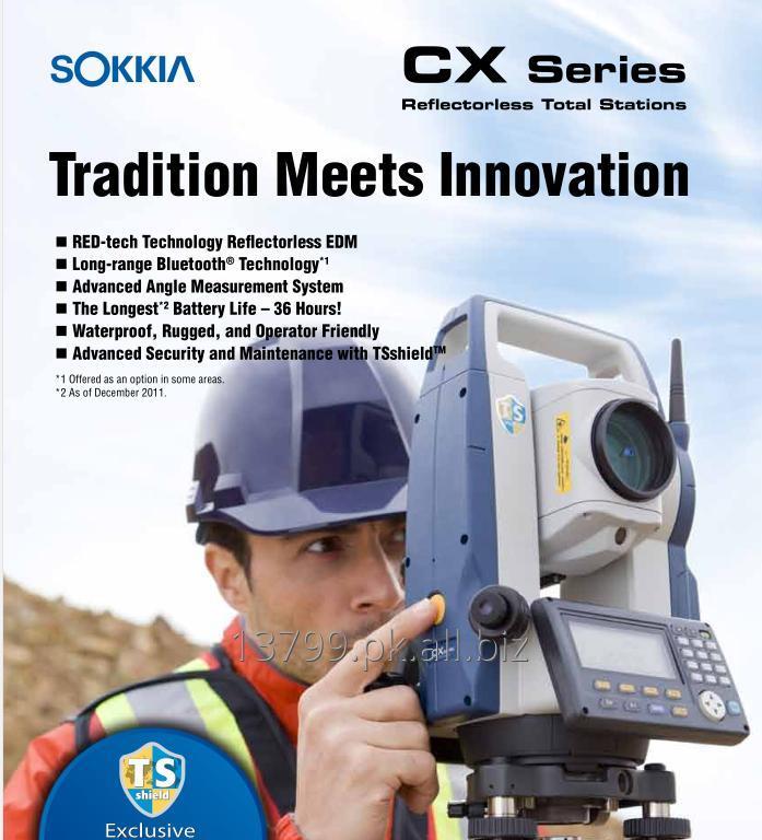 Buy Sokkia (Japan) Total Station Model CX105