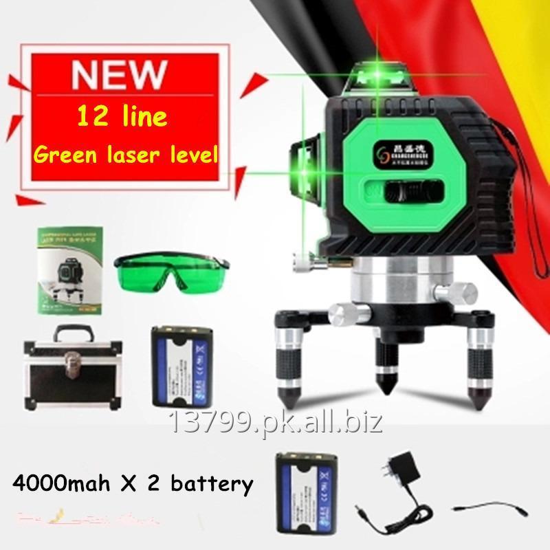 Buy Laser Level (Green Lights) 8 Lines Laser