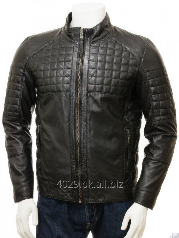 Buy MEN LEATHER A JACKET