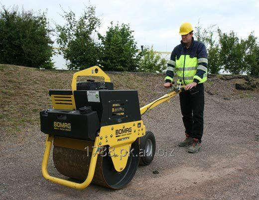 Buy Bomag Single Drum Vibratory Roller