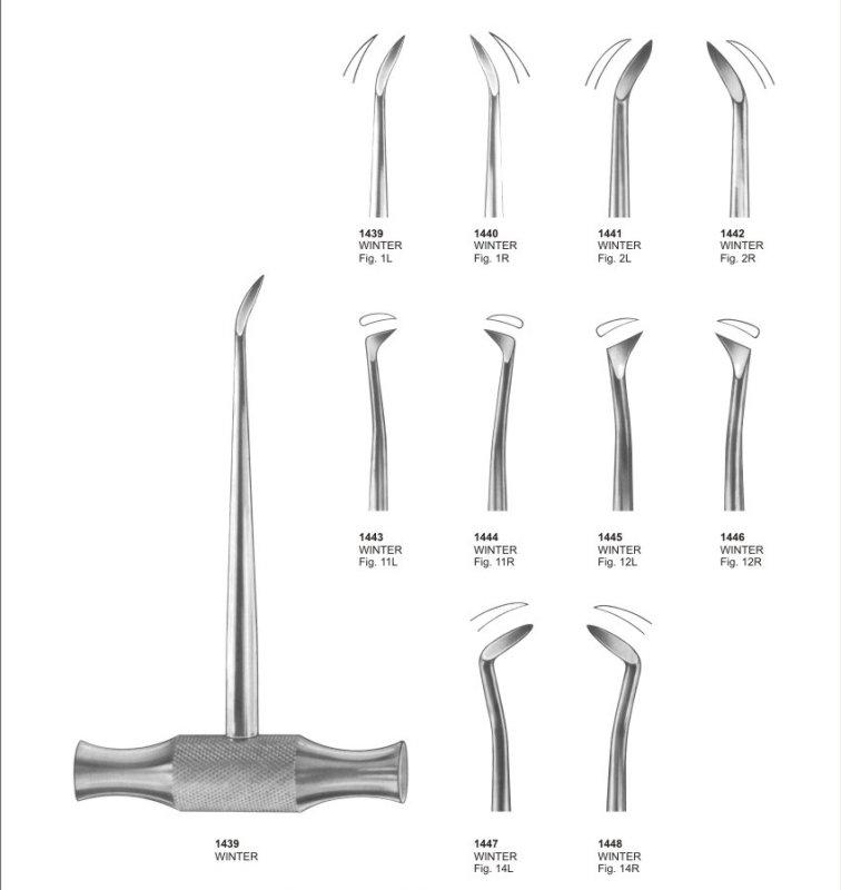 Buy Root Elevators Dental instruments Pak surgical