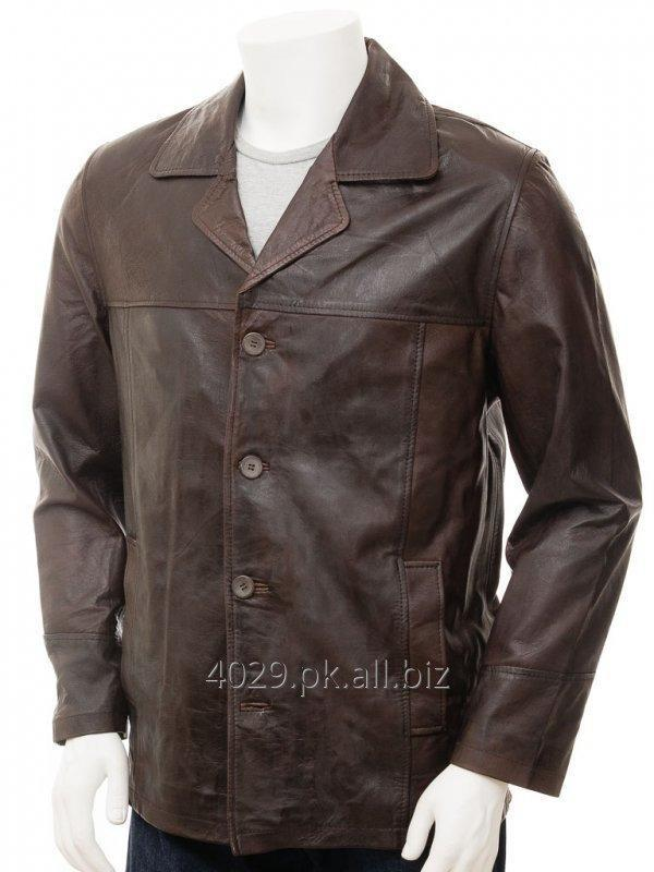 Buy MEN LEATHER JACKET