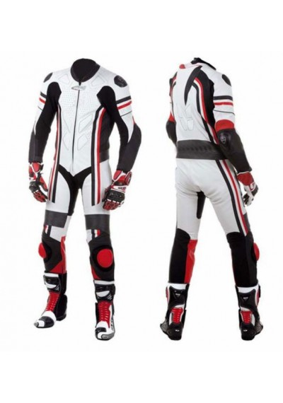 Buy Motorbike Leather Racing Suit For Rider