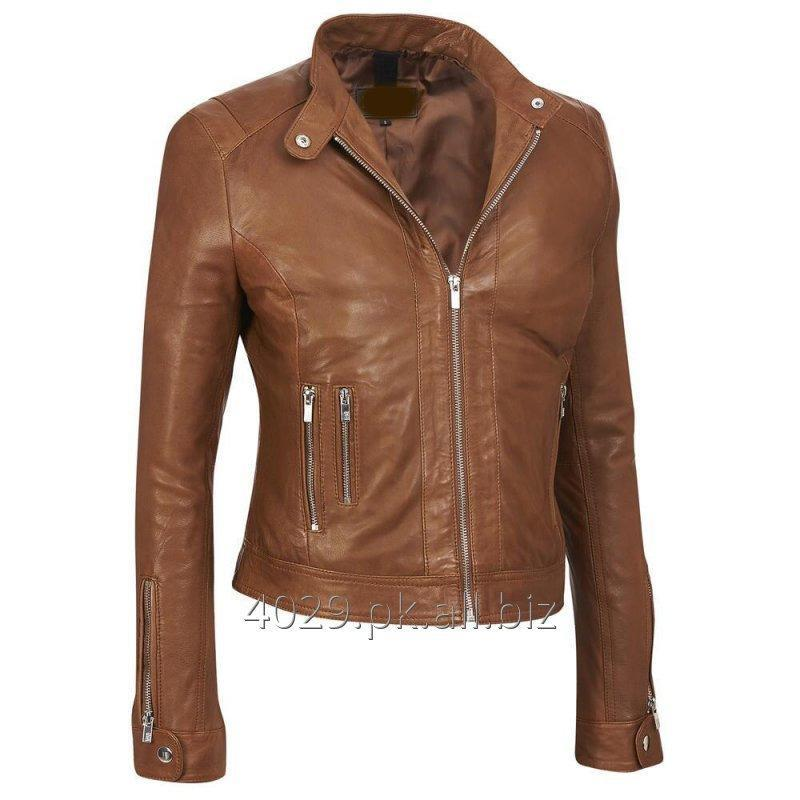 Buy WOMEN LEATHER JACKET
