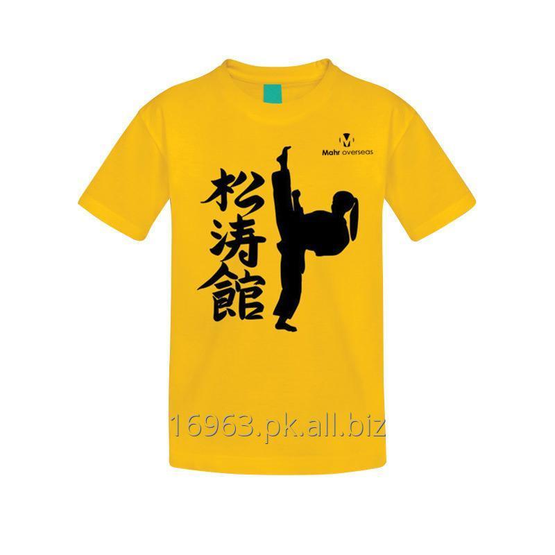 Buy Round neck 100% cotton t-shirts