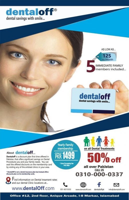Buy DentalOff Dental Discount Card