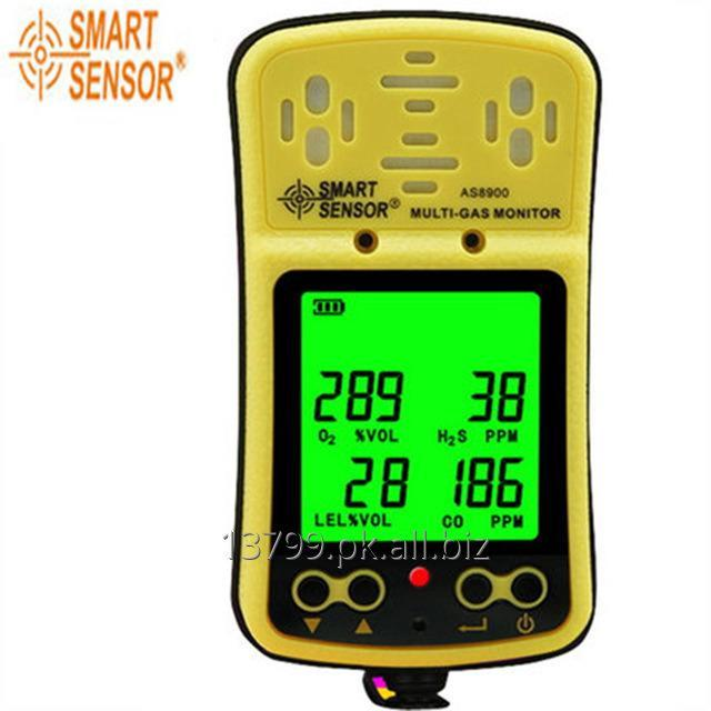Buy Gas Detector (H2S, 02, CO2, CH4 (LEL)