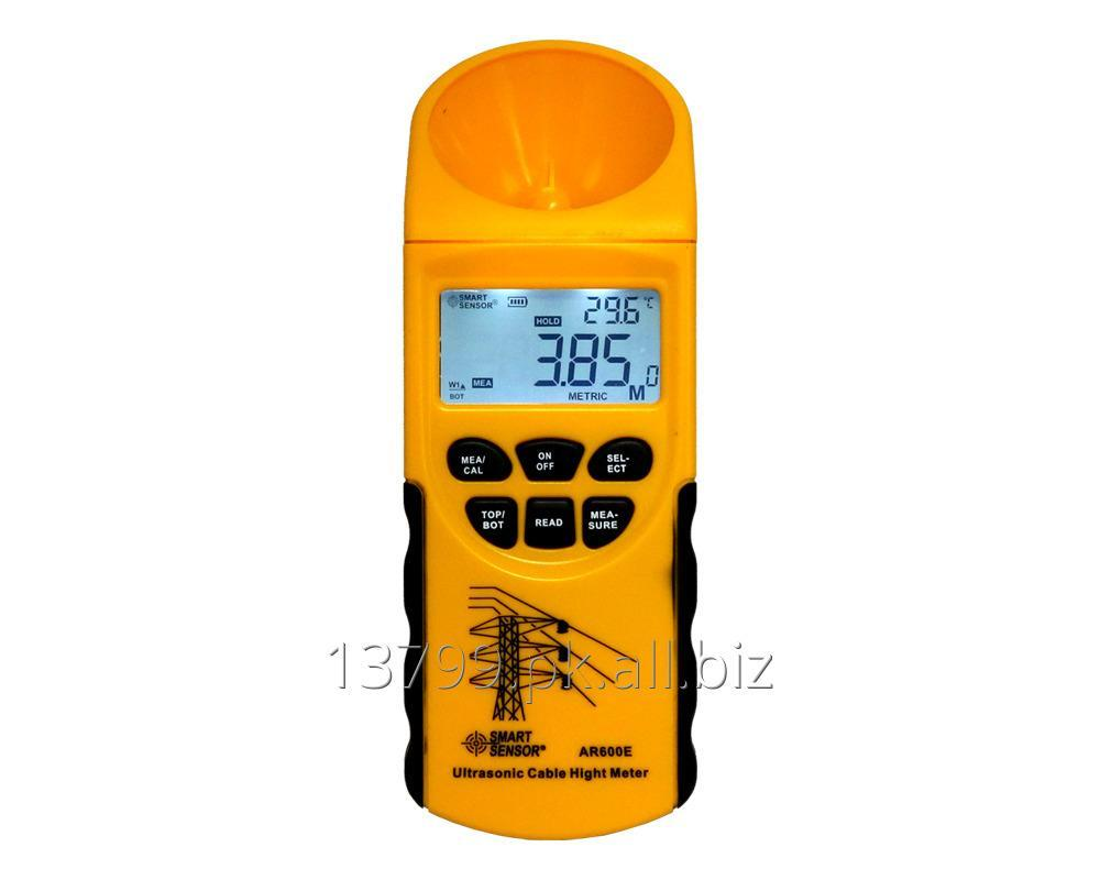 Cable Height Meter Ultrasonic