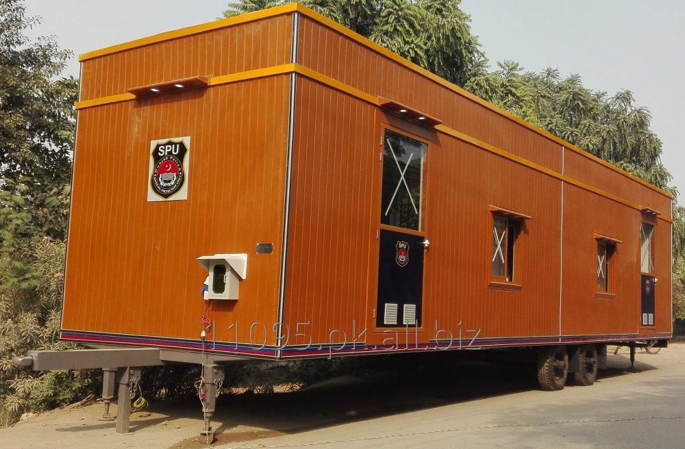 Buy FRP Caravans