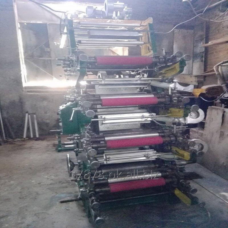 Buy 6 Color Flexo Printing Machine