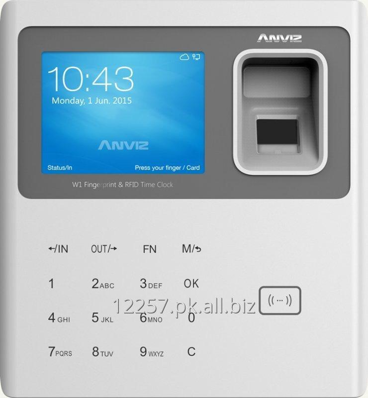 Buy Anviz W1 Biometric Machine Price