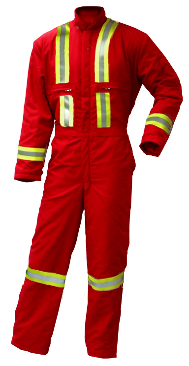 Buy Safety Cotton Coveralls (FR and Non-FR)