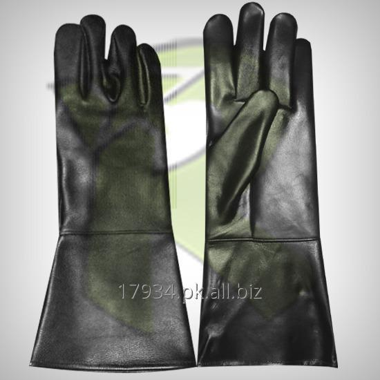 Buy FENCING LEATHER SWORD GLOVES