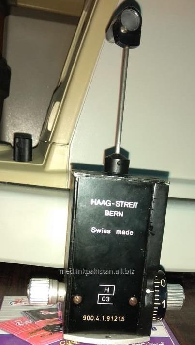 Buy Haag Streit Applanation Tonometer